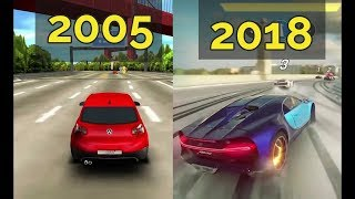 Asphalt 1 to Asphalt 9 - Legends - Evolution of Asphalt Games[Gaming Tadka]