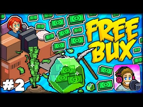 EXPANDING MY YOUTUBER ROOM AND HOW TO GET FREE BUX?? (PewDiePie Tuber Simulator #2 Gameplay)