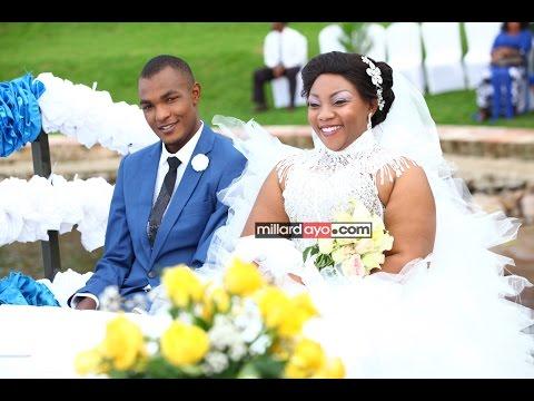Flora Mbasha kaolewa tena... Tazama ndoa ilivyofungwa