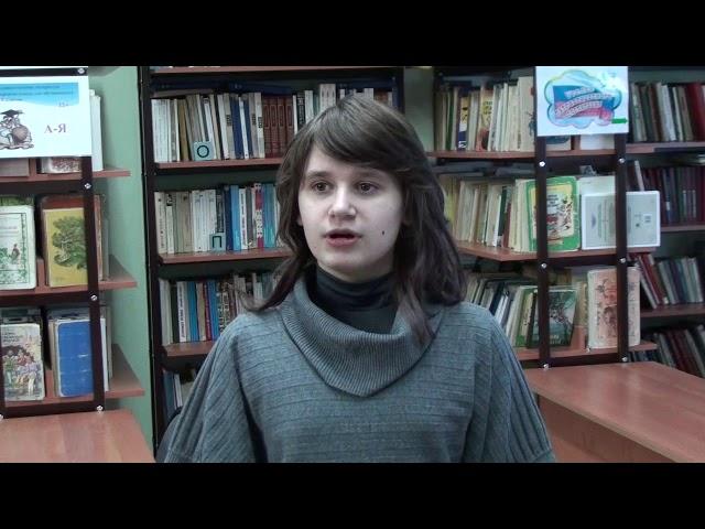 Изображение предпросмотра прочтения – АнастасияГерой читает произведение «Я жду призыва» А.А.Блока