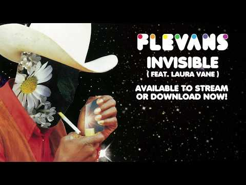 Flevans - Invisible (feat. Laura Vane) OUT NOW! Mp3