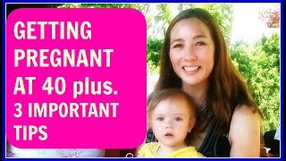 Tips For Getting Pregnant Naturally At 44 (*3* REALLY IMPORTANT TIPS)