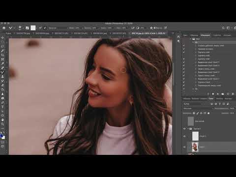 Быстрая цветокоррекция в Lightroom & Photoshop