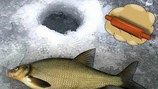 тесто для ловли леща, плотвы и карпа. Рецепт для зимней рыбалки