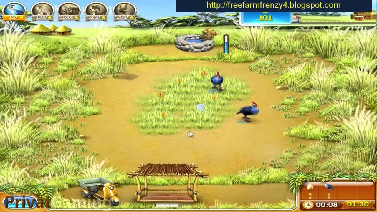 Farm Frenzy 4 Free Download Youtube