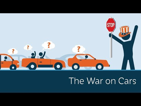 The War On Cars - 동영상
