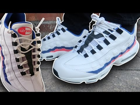 Shoelaces For Sneakers: Upgrade Your Nike WMNS Air Max 95