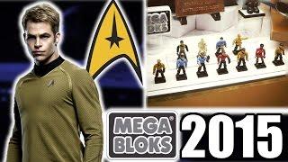 STAR TREK MEGA BLOKS FIRST IMAGES (HD)!!!