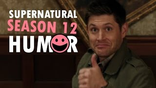 supernatural ● I killed Hitler [season12.humor]
