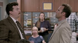 Vice Principals - HBO - a few funny scenes episode 1