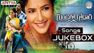 Gundello Godari Telugu Movie Full Songs - Jukebox   Manchu Lakshmi Prasanna, Tapasee