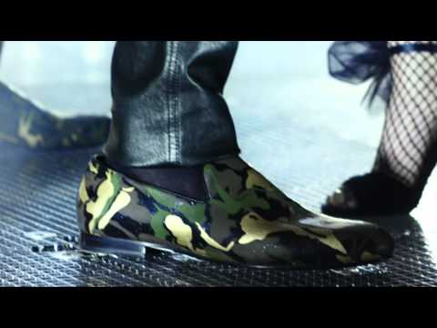 The Jimmy Choo Men's Autumn Winter 2015 Collection