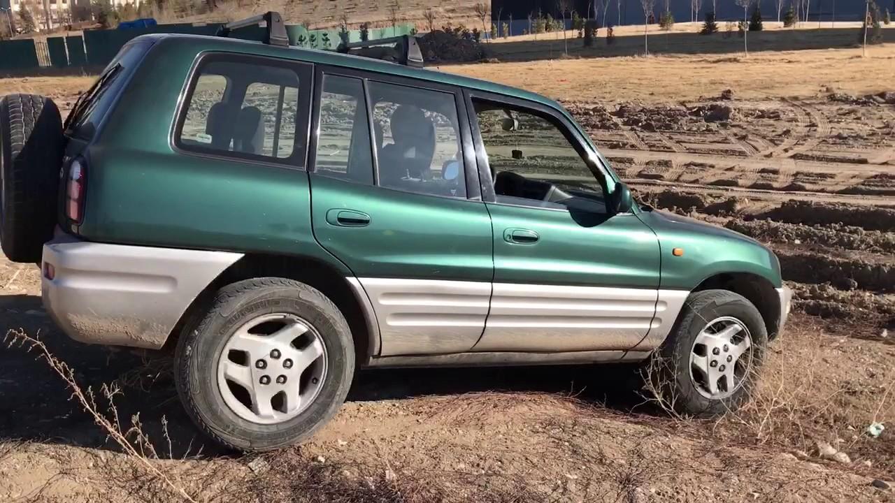 Toyota RAV4 1998 Automatic Off Road Test - YouTube