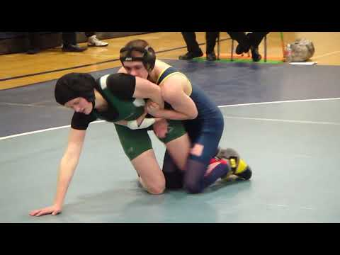 Oceanside vs. Mount View and Mount Blue Wrestling Meet