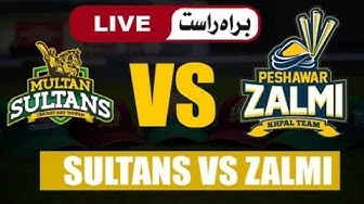 PTV SPORTS LIVE - PSL Live - Lahore Qalandars vs Karachi Kings - PSL live today match