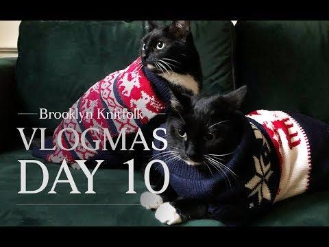 VLOGMAS DAY 10: Rockin' Around the (Rockefeller) Christmas Tree