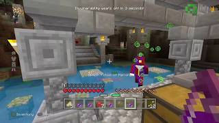 Epic Minecraft PvP Gameplay Battle Royale Fortnite Epic Games Battle Pass Season 9