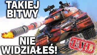 TAKIEJ BITWY NIGDY NIE WIDZIAŁEŚ - World of Tanks