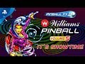Pinball FX3 - Williams Pinball: Volume 5 Launch Trailer | PS4 видео