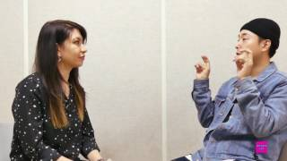 Gambar cover HanNa Interviews Rapper pH 1 for KPOP TV