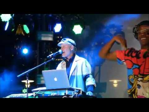Thomas Dolby 'She Blinded Me With Science' LIVE Baltimore March 2016