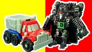 Transformers Bot Shots Crash & Bash Battle Game Slowmo