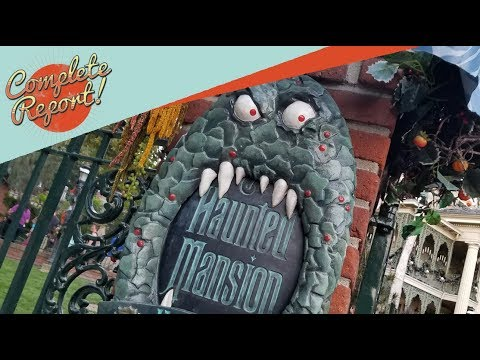 Halloween time at Disneyland is here - 2018-09-08 thumbnail