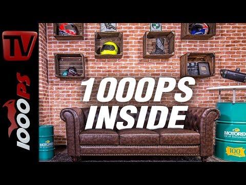 1000PS - Hinter den Kulissen - Betriebsprüfung bei 1000PS