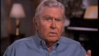 "Andy Griffith discusses the writing process of ""The Andy Griffith Show"" - EMMYTVLEGENDS.ORG"