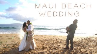 MAUI BEACH WEDDING ~ FAIRMONT KEA LANI  ~ GIG VLOG #11