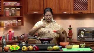Arusuvai Neram 08-08-2017 – Jaya TV cookery program – Chocolate Sugiyan & Sambar Rice