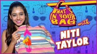 Niti Taylor Handbag SECRET REVEALED    What