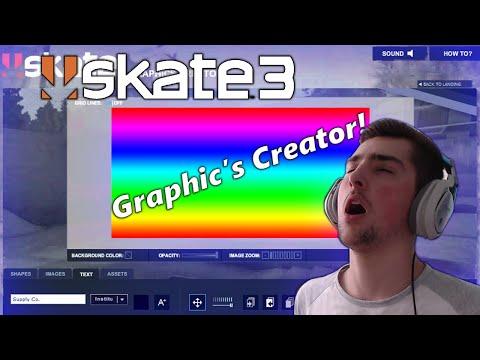 Skate 3 - Skate.Graphics!