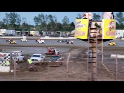 Jamestown Speedway 6/22/19