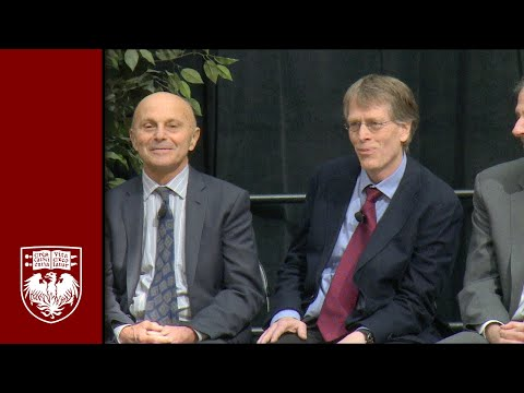 Fama and Hansen Discuss Winning Nobel Memorial Prize in Economics