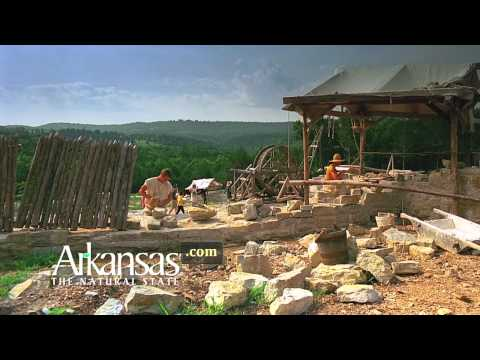 Discover Adventure Vacations in the Ozark Mountains and Other Natural Arkansas Attractions