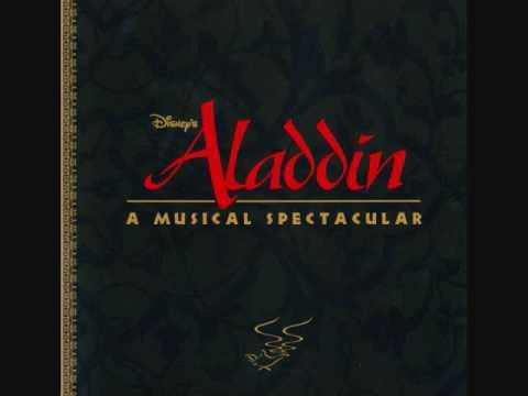 Disneys Aladdin: A Musical Spectacular  We Through YetPrince Ali Reprise