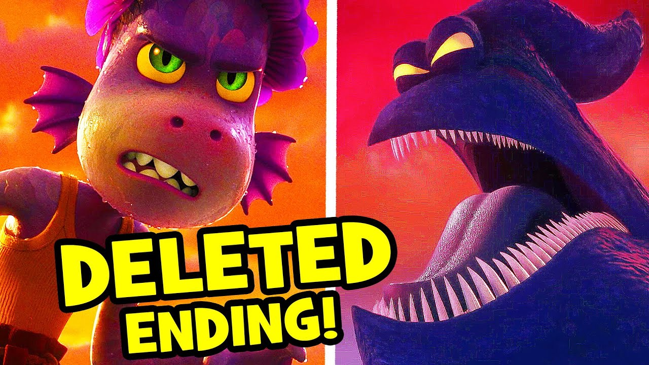 Download LUCA's Alternate Ending & DELETED SCENES You Never Got To See!