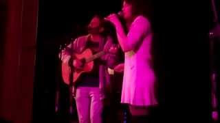 Josiah Johnson & Carleigh Aikins - Between the Bars (Chris Garneau) - Ivywild School - Feb  9, 2014