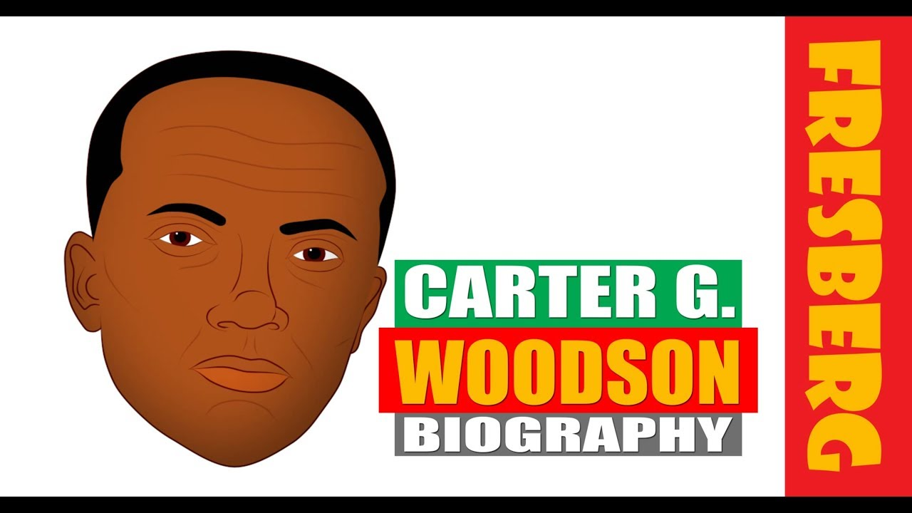 Woodson On Why Kindergarten Is Too Late >> Black History For Kids Carter G Woodson Biography Father Of