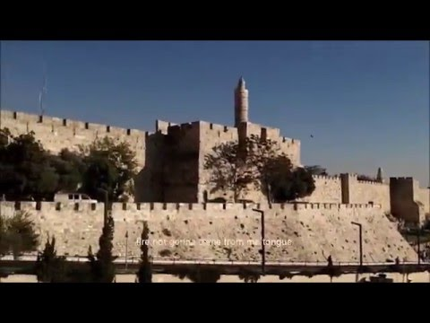 Matisyahu - Jerusalem (with lyrics)