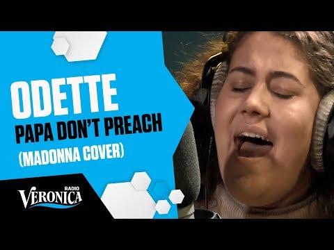 ODETTE - PAPA DON'T PREACH // Live in de Veronica Ochtendshow met Giel