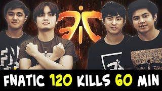 120 kills in 60 min — when new FNATIC meet in solo ranked