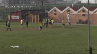 Maliseti Tobbianese-Aglianese 0-5 Promozione Girone B