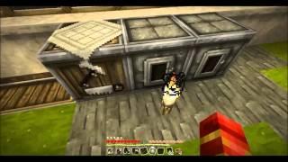 喬喬玩Minecraft[荒野空島生存]Ep.4 - 少在那邊自以為很幸運= =