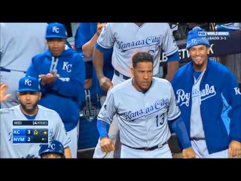2015 World Series Game 5  - Royals Highlights