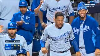 2015 World Series Game 5  - Royals Highlights