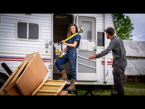 there's-no-going-back-now!- -demolition-on-the-rv