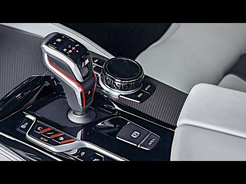 BMW M5 2018 interior (LUXURY SPORTS SEDAN)