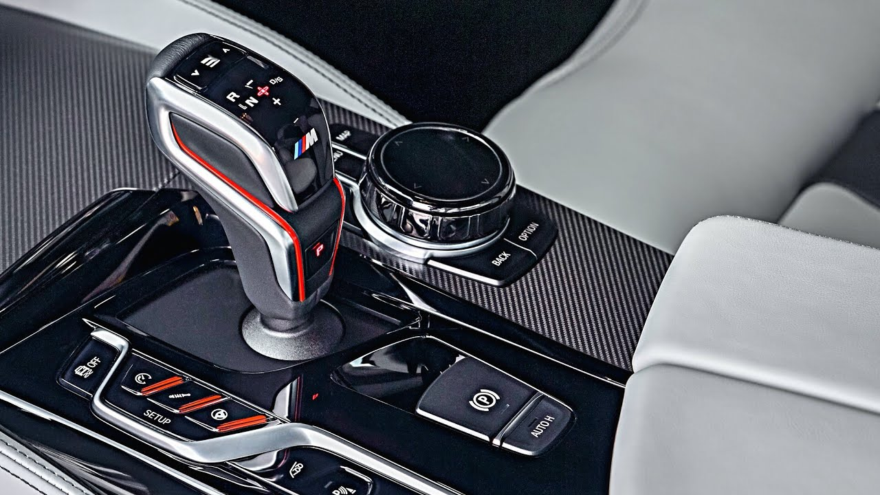 Bmw M5 2018 Interior Luxury Sports Sedan Youtube